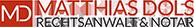 Logo Rechtsanwalt und Notar Matthias Dols